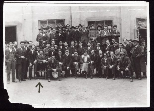 GRAMSCI a Mosca. AL IV congr. dell'Internaz. Comunista; 5 nov.-5 dic. 1922