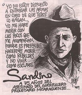 sandino-nicaragua