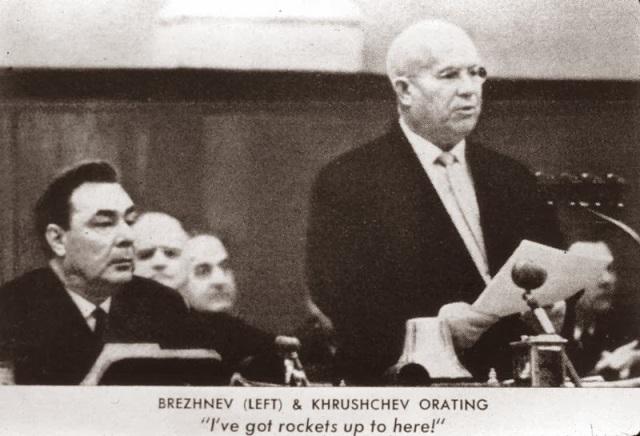 Jruschov y Breznev (1964)